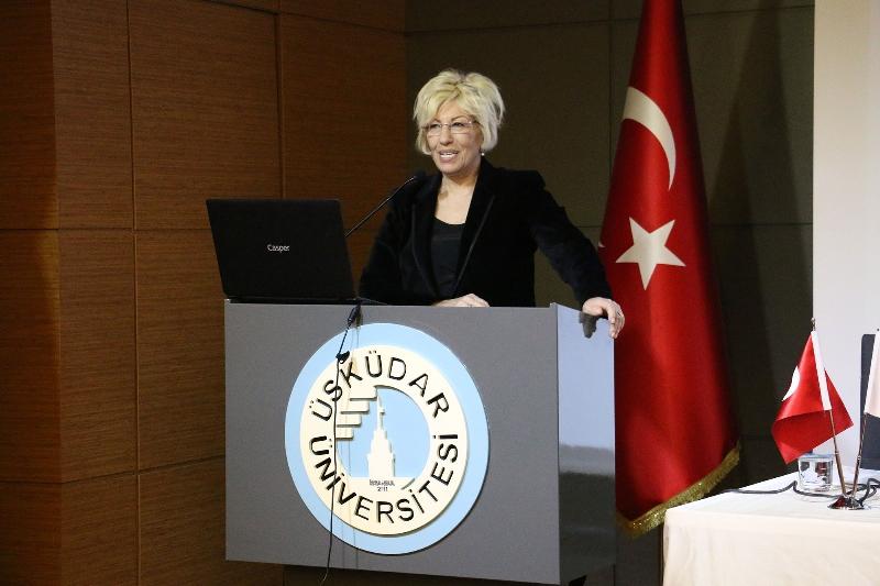 Kadın Adli Bilimciler Üsküdar'da buluştu 2