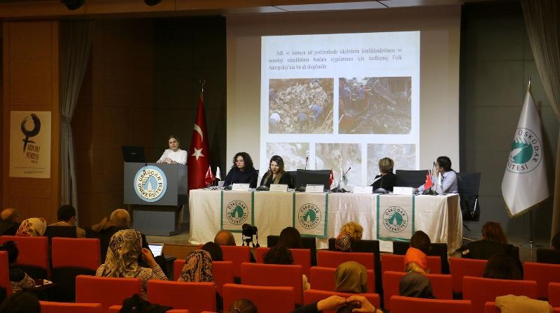 Kadın Adli Bilimciler Üsküdar'da buluştu