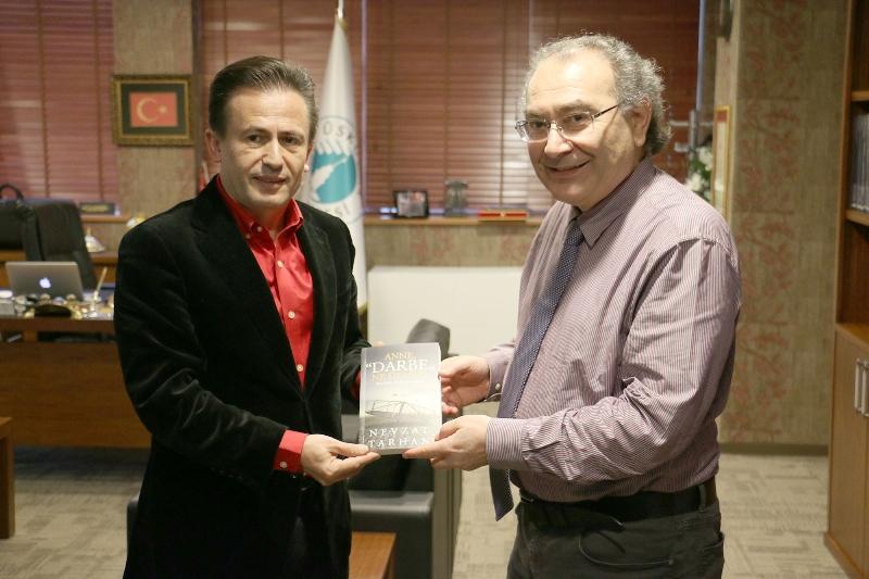 Tuzla Belediye Başkanı Dr. Şadi Yazıcı Üsküdar Üniversitesi'ni ziyaret etti 3