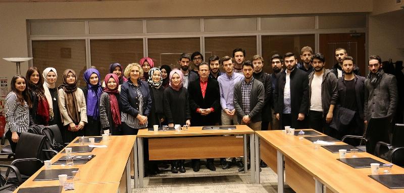 Tuzla Belediye Başkanı Dr. Şadi Yazıcı Üsküdar Üniversitesi'ni ziyaret etti 4