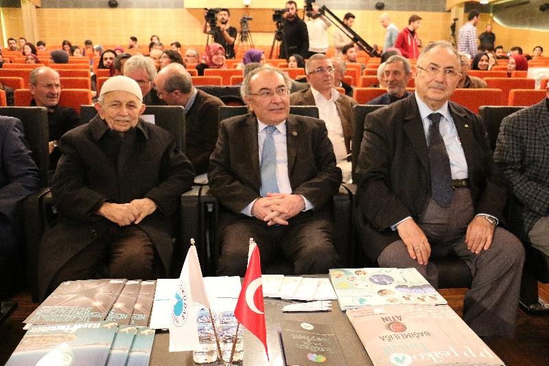 Bediüzzaman Said Nursi, Üsküdar Üniversitesi'nde anıldı