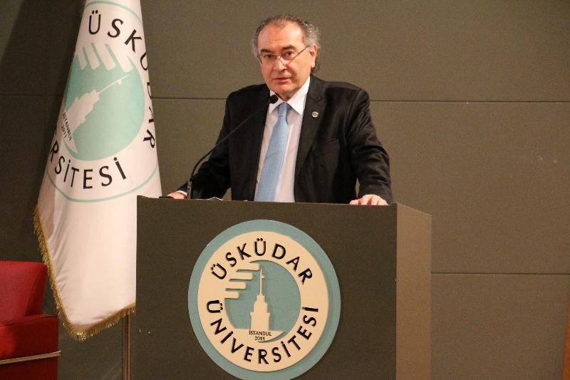 Bediüzzaman Said Nursi, Üsküdar Üniversitesi'nde anıldı 2