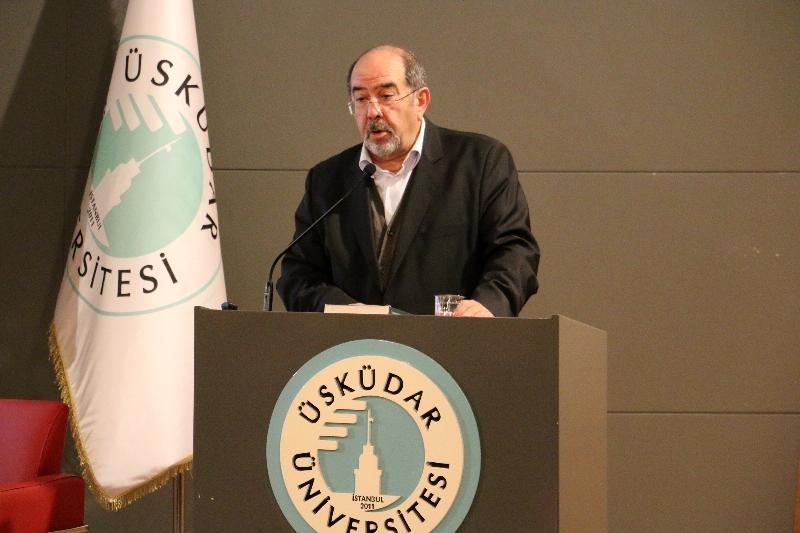 Bediüzzaman Said Nursi, Üsküdar Üniversitesi'nde anıldı 3