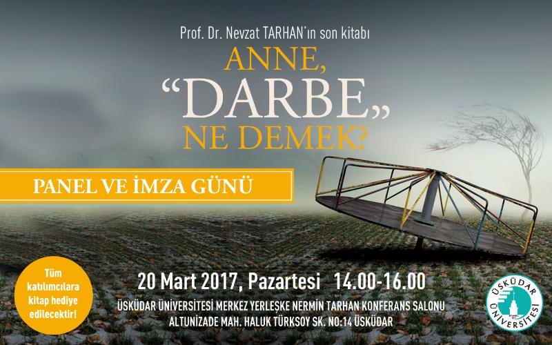 Prof. Dr. Nevzat Tarhan, darbe psikolojisini anlatacak