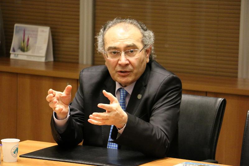 BAYDER'den Prof. Dr. Nevzat Tarhan'a teşekkür 2