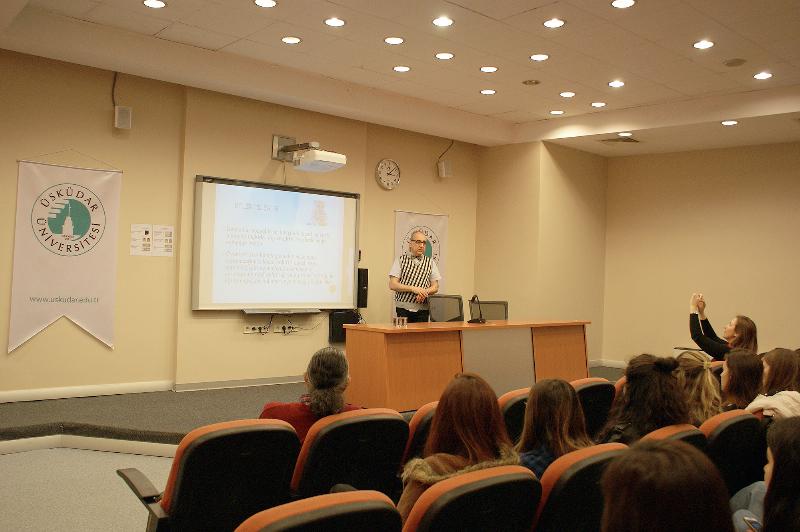 Otizm Üsküdar Üniversitesinde ele alındı