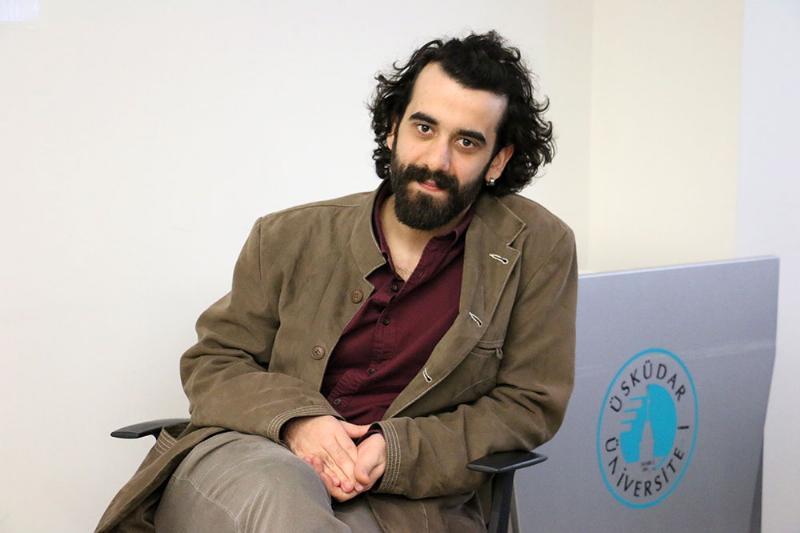 Yeraltı Edebiyatçısı Aytaç Ars fütursuz edebiyatçıların konuğu oldu