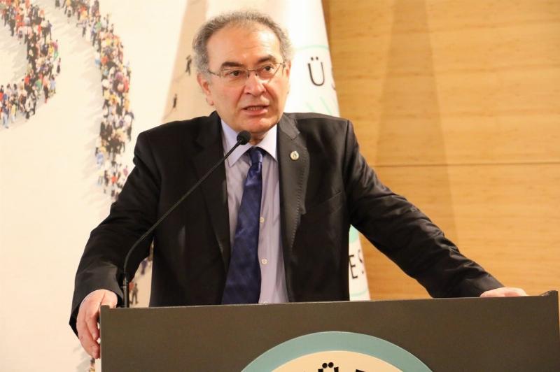 """Prof. Dr. Nevzat Tarhan: """"Biz insanların ruh hallerini tamir ediyoruz"""" 3"""
