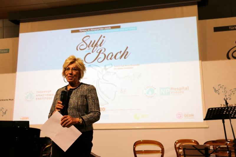 Üsküdar Üniversitesinde Sufi Bach buluşması 2