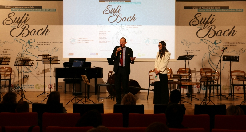 Sufi and Bach music collaboration in Üsküdar University 5