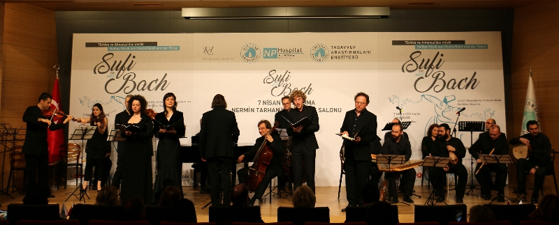 Sufi and Bach music collaboration in Üsküdar University