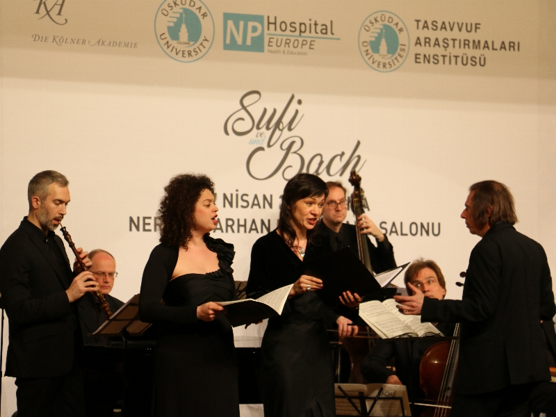 Sufi and Bach music collaboration in Üsküdar University 3