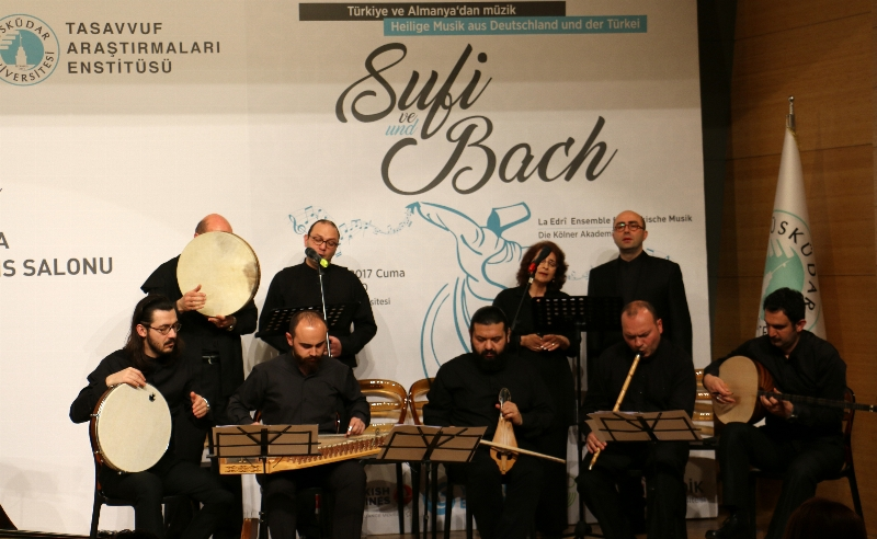 Sufi and Bach music collaboration in Üsküdar University 4