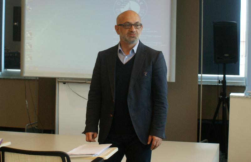 Yrd. Doç. Dr. Ömer Osmanoğlu iş yaşamında etik değerlerin önemini anlattı
