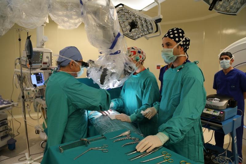 EUROPE'S 2. BRAIN HOSPITAL IS IN TURKEY! ZERO ERROR IS AIMED IN NEUROSURGERY 3