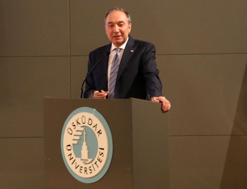 """Prof. Dr. Haydar Sur: """"Cinsellik konuşmak utanılacak bir olgu değil"""" 2"""