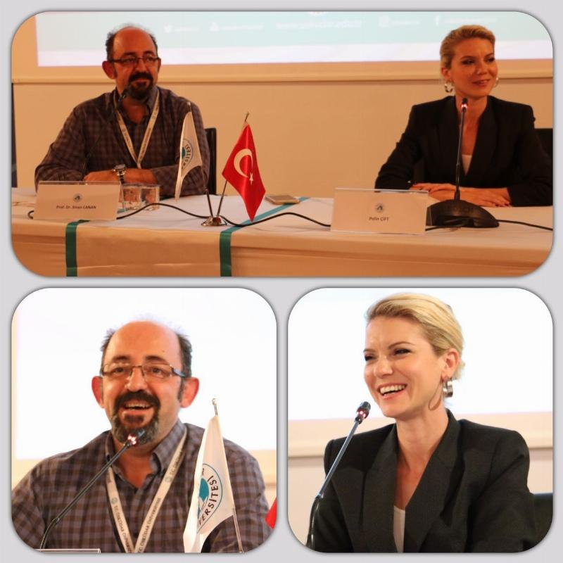 'Dijital bağımlılık' 2 gün süren 4. Uluslararası İletişim Günlerinde tartışıldı. 8