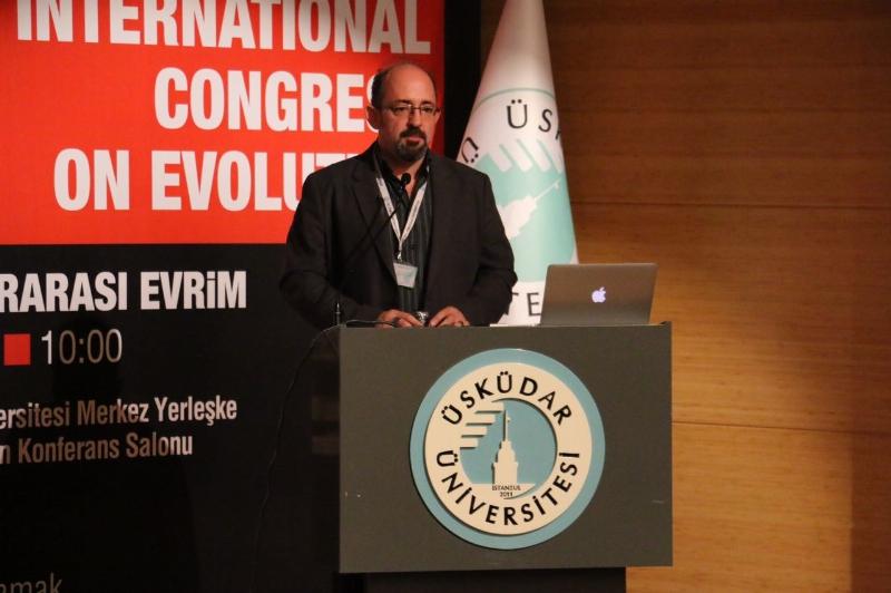 5. Uluslararası Evrim Kongresi başladı 3
