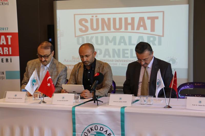 Üsküdar Üniversitesinde 14 hafta süren 'Bediüzzaman Said Nursi ve Sünuhat Okumaları' seminerleri tamamlandı. 2