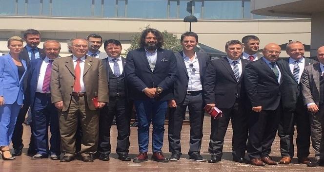 Prof. Dr. Nevzat Tarhan Gençlik ve Spor Bakanlığının çalıştayına katıldı.