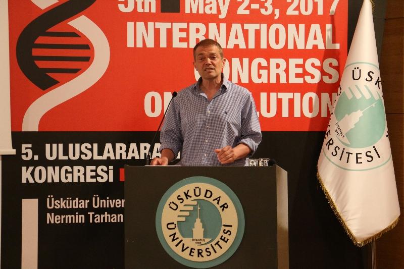 5. Uluslararası Evrim Kongresinde