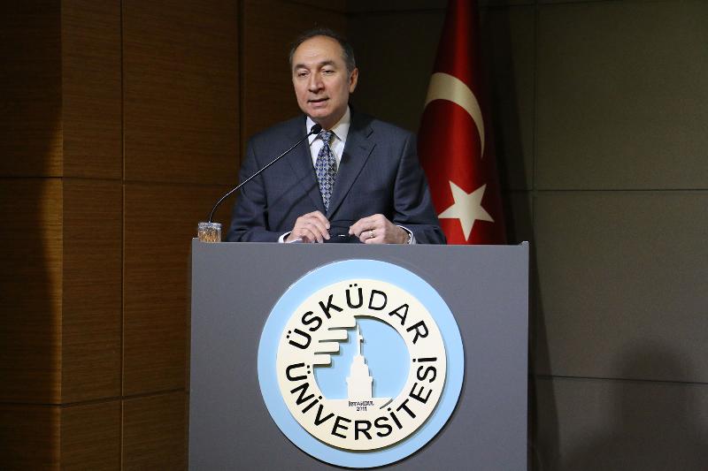 Üsküdar Üniversitesi ilk ergoterapi sempozyumunu gerçekleştirdi. 2