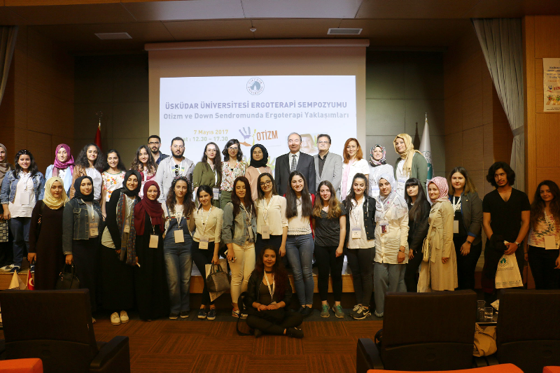 Üsküdar Üniversitesi ilk ergoterapi sempozyumunu gerçekleştirdi. 5