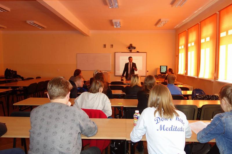 Üsküdar Üniversitesi Polonya'daydı.