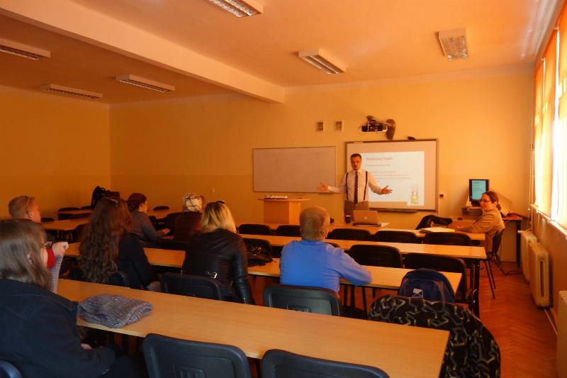 Üsküdar Üniversitesi Polonya'daydı. 2
