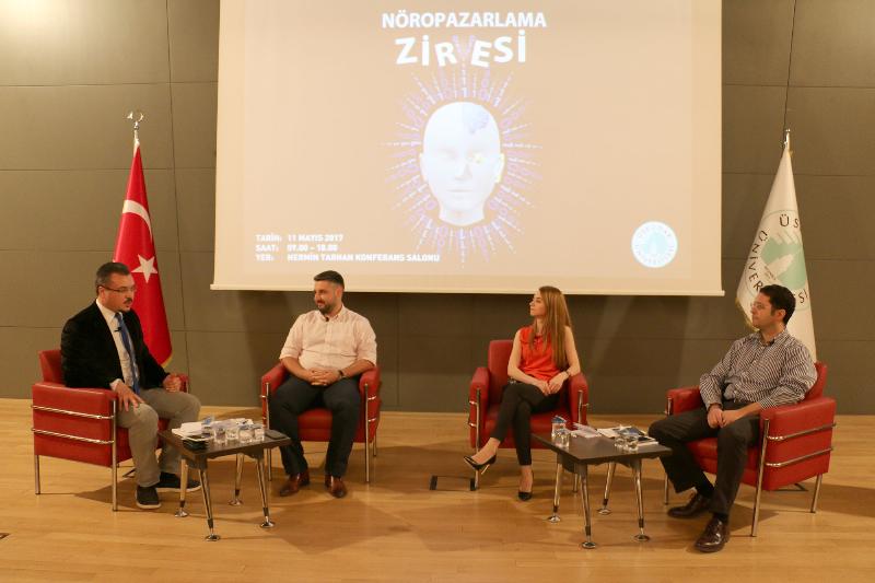 Türkiye'nin ilk Nöropazarlama uzmanları Nöropazarlama Zirvesinde buluştu 6