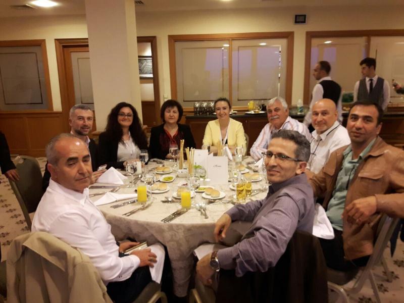 Üsküdar Üniversitesi TRT Uluslararası Belgesel Film Jürisinde