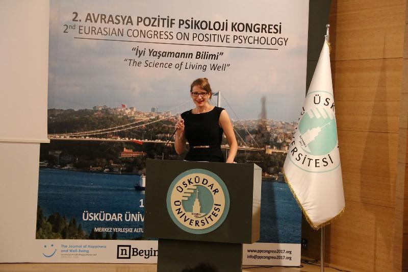 Pozitif Psikoloji, 2. Avrasya Pozitif Psikoloji Kongresinde her yönüyle konuşuldu 5