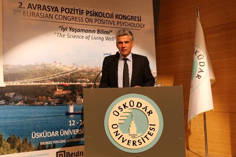 Pozitif Psikoloji, 2. Avrasya Pozitif Psikoloji Kongresinde her yönüyle konuşuldu 3