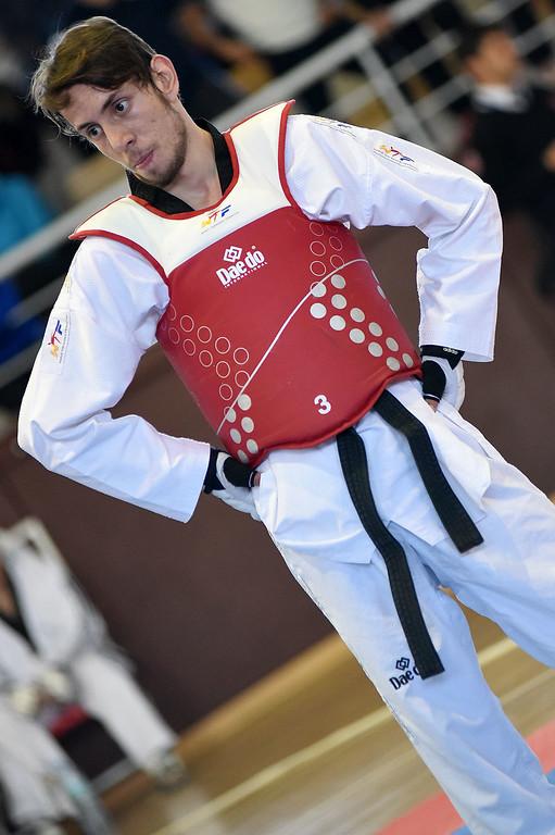 Üniversiteler arası Taekwondo 3'üncüsü Üsküdardan 2