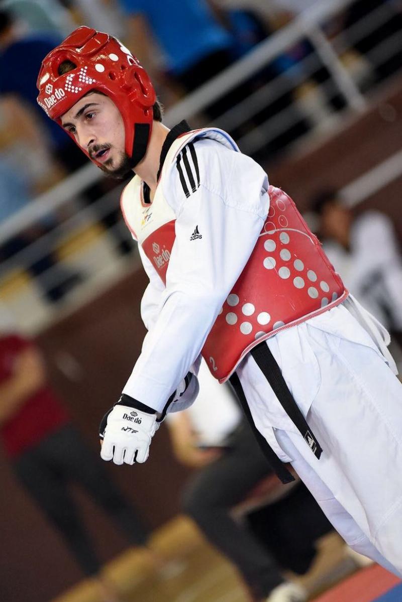 Üniversiteler arası Taekwondo 3'üncüsü Üsküdardan 3