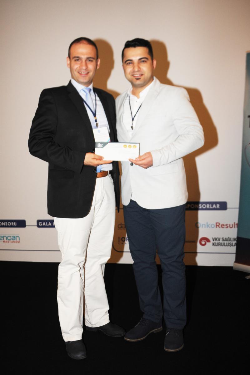 Acil servislere akıllı sistem projesi ödül getirdi 2