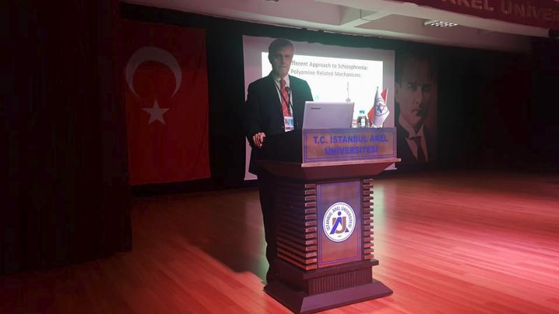 Tayfun Uzbay kongre ve konferanslar serisini sürdürüyor 2