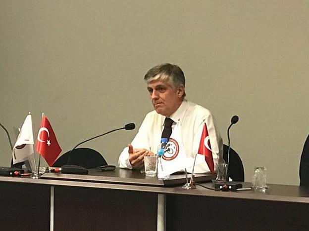 Tayfun Uzbay kongre ve konferanslar serisini sürdürüyor 3