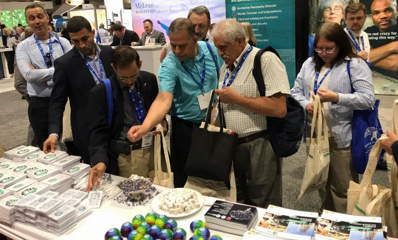 Üsküdar University and NPİSTANBUL Brain Hospital are in APA 2017 meetings 2