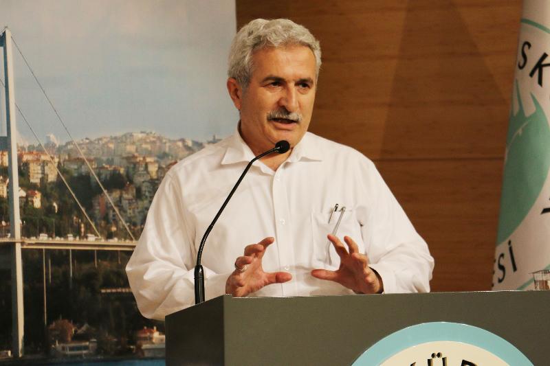 Prof. Dr. Özdemir'in kitabı Alman yayınevi tarafından yayınlandı
