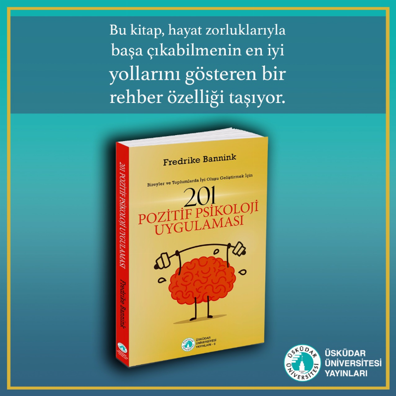 Mutlu olmanın 201 yolu bu kitapta!