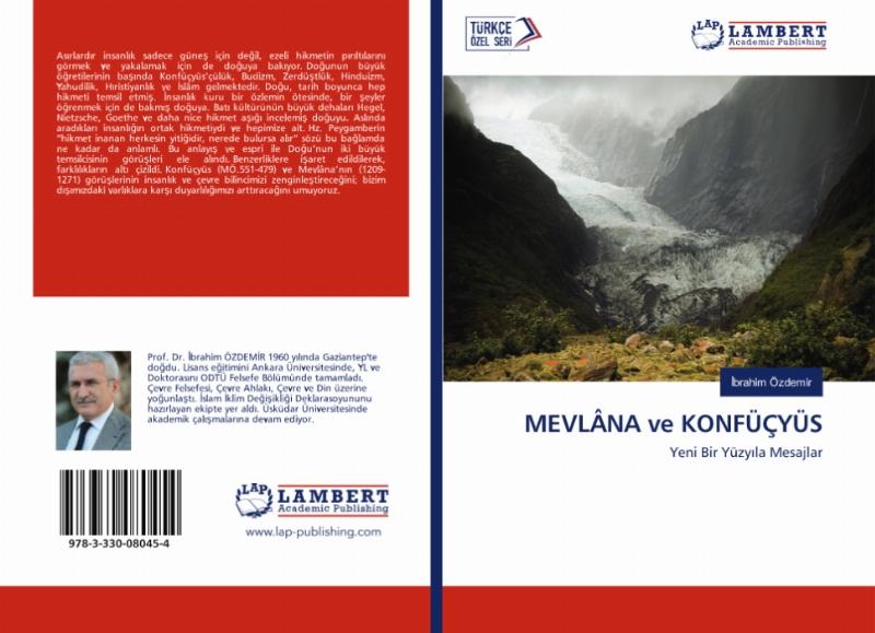 Prof. Dr. Özdemir'in kitabı Alman yayınevi tarafından yayınlandı 2