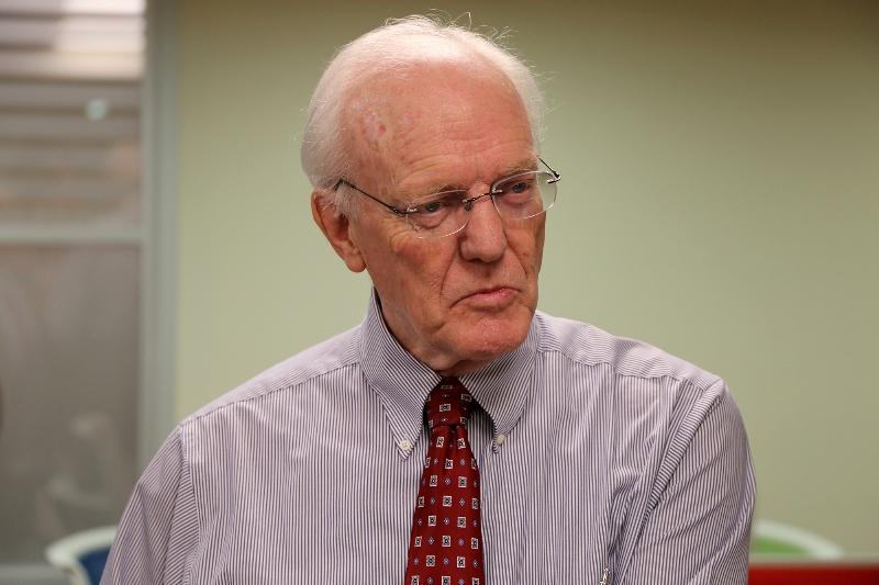 ABD'li psikiyatrist Prof. Dr. Norman Moore'a Üsküdar Üniversitesinden Fahri Doktora 4