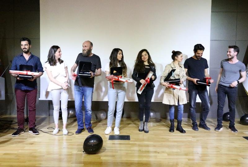 Dizi oyuncuları jüri oldu, öğrenciler filmleriyle yarıştı 4