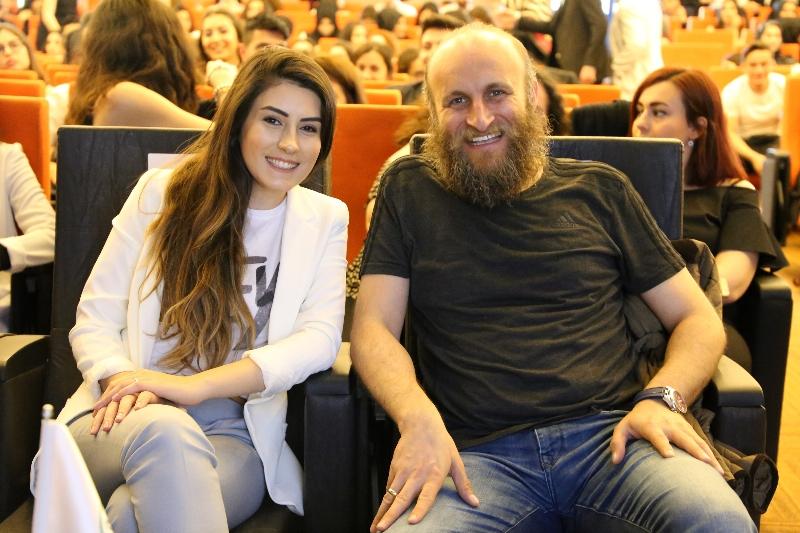 Dizi oyuncuları jüri oldu, öğrenciler filmleriyle yarıştı 3