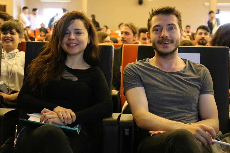 Dizi oyuncuları jüri oldu, öğrenciler filmleriyle yarıştı 2
