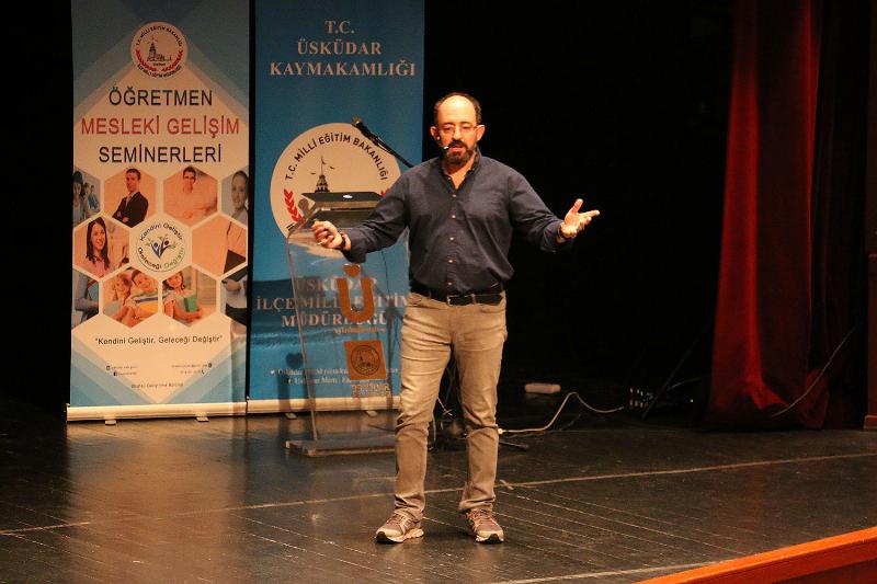 Prof. Dr. Sinan Canan insan ve beyin ilişkisini anlattı 2