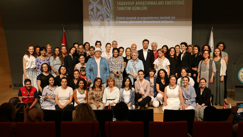 Üsküdar Üniversitesi Tasavvuf Araştırmaları Enstitüsü Tanıtım Günleri etkinliği düzenledi