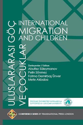 """Uluslararası """"Göç ve Çocuk"""" sempozyumunun bildiriler kitabı Londra'da yayınlandı"""