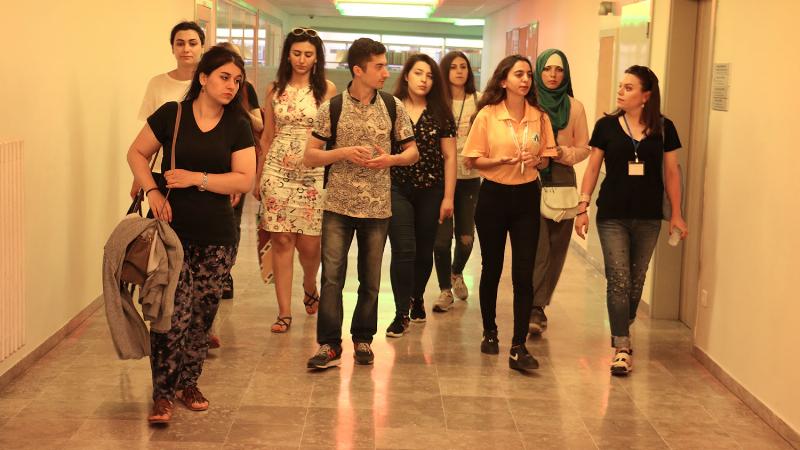 Üsküdar Üniversitesine Azerbaycan'dan yoğun ilgi